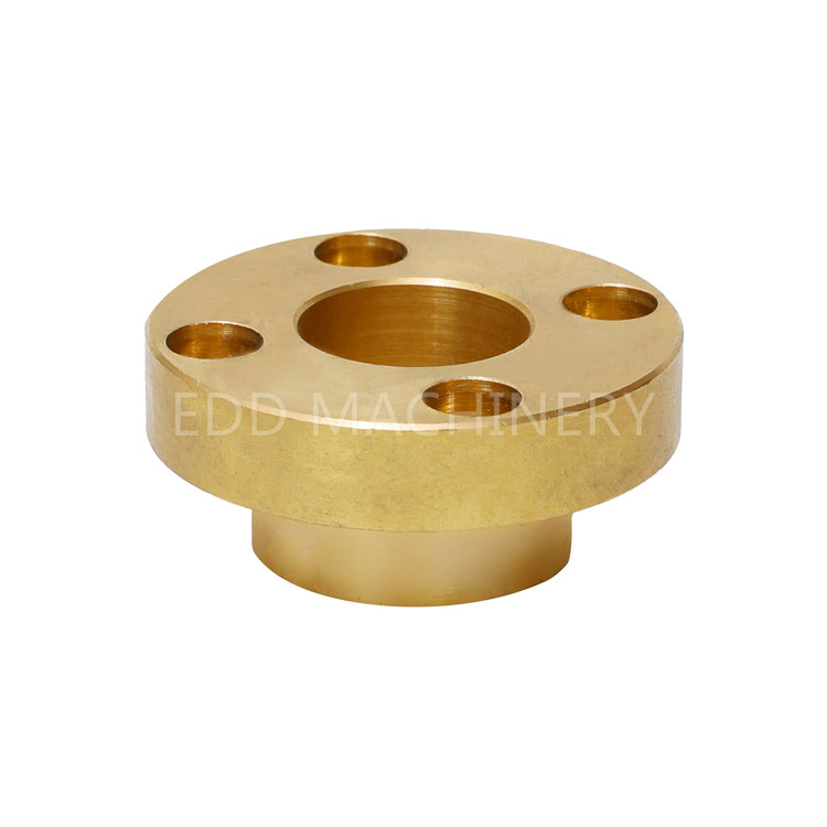 铜合金法兰铜套